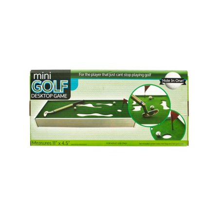 Special Offer Bulk Buys OD798-4 Mini Golf Desktop Game Before Too Late