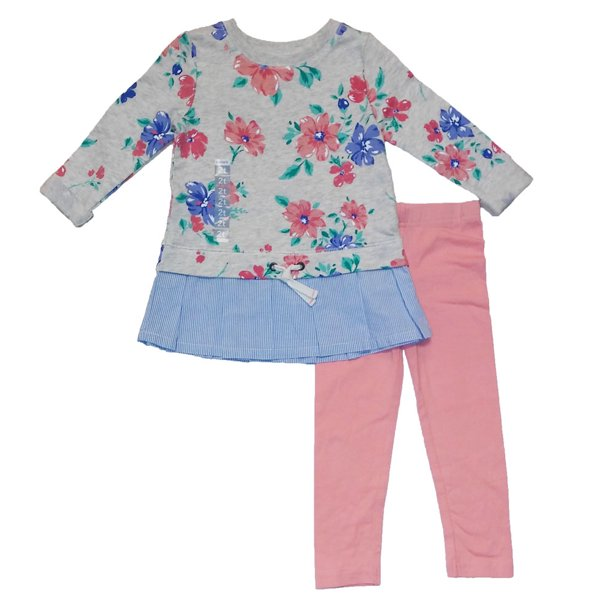 Carter's Baby Girls Playwear 2 Pieces Sets 239g296