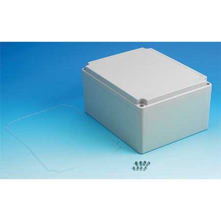 BOX ENCLOSURES BEN-92P Enclosure, Screw, 7-7/8 In. W, 5-1/8 In. D