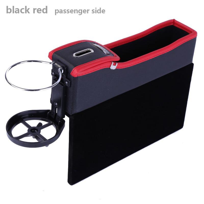 Car Seat Pockets Crevice Storage Box Organizer Gap Slit Filler Holder
