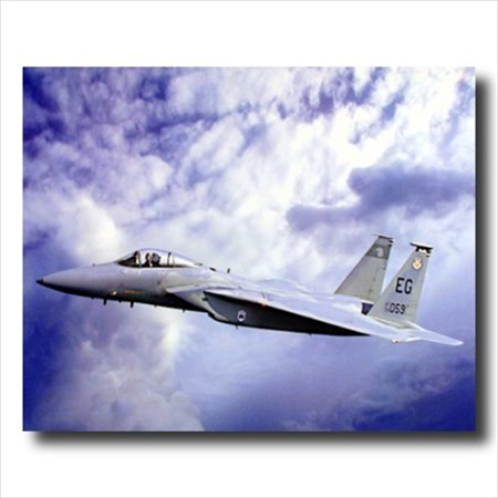 F15 Eagle Jet Fighter Airplane Wall Picture Art (F15 Eagle)