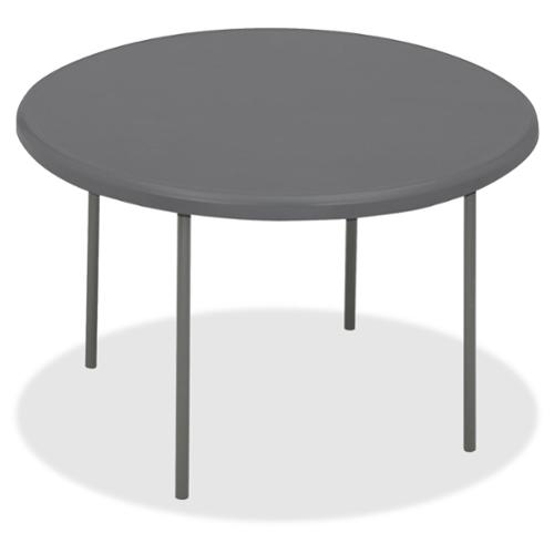 Iceberg Indestructable Too Folding Table - Round Top - Four Leg Base - 4 Legs X 2\
