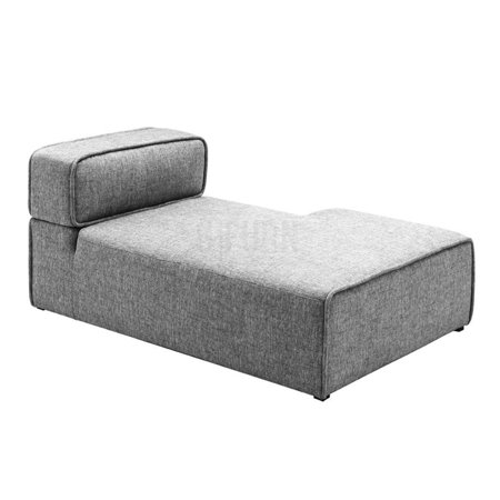 L-Shaped 3 Seater Right Sectional Chaise Modern Sofa - Björn - image 3 de 5