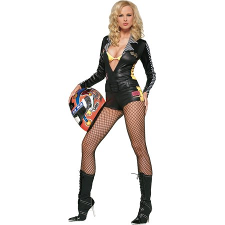 Racer Girl Costume