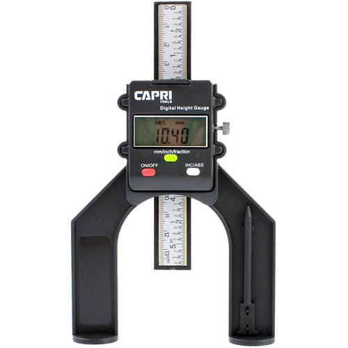 Capri Tools 20004 Mini Digital Height Gauge