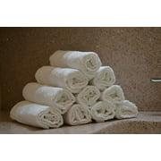 Egyptian Towels 100% Cotton, 12 Bath/Gym Towels