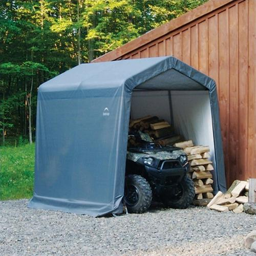 ShelterLogic Peak 8 Ft. W x 8 Ft. D Shed