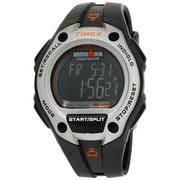 Men's Ironman Classic 30 Oversized Black/Silver-Tone Watch, Resin Strap