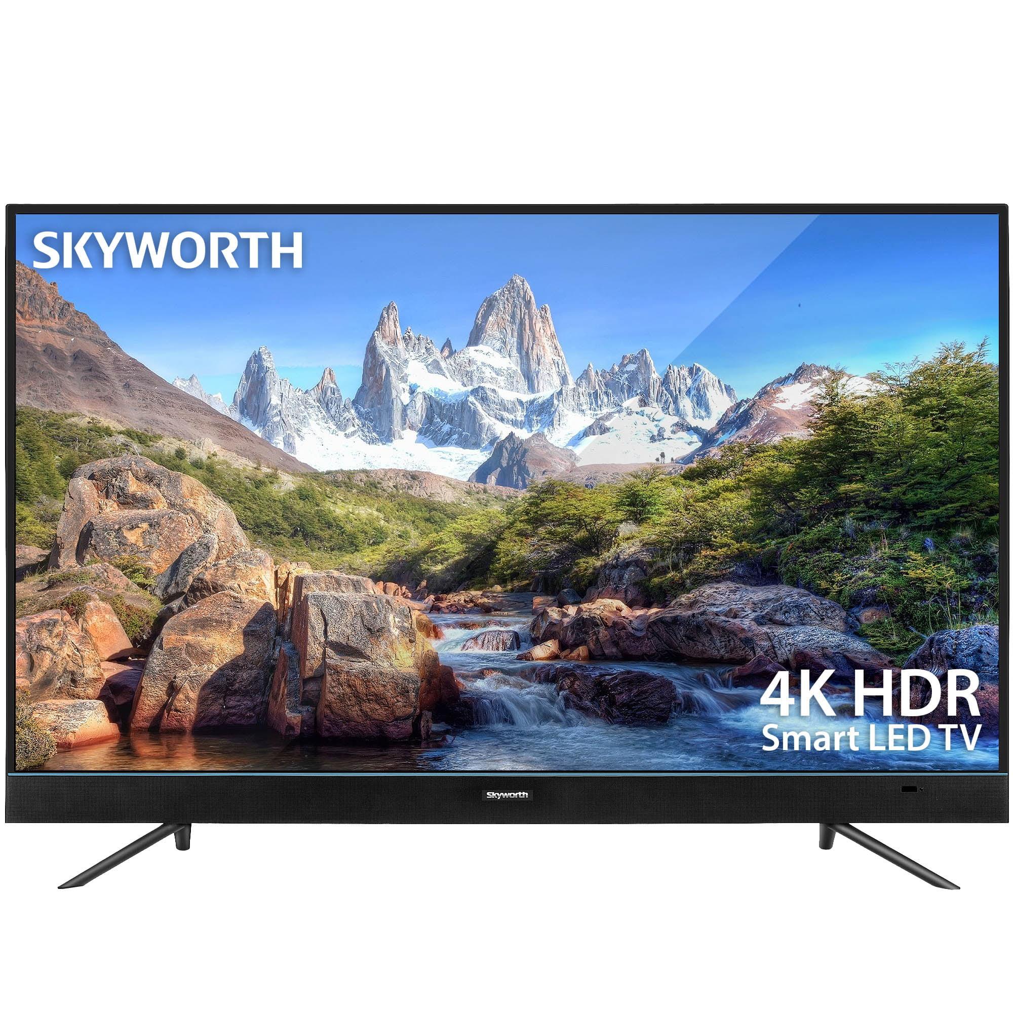 "Skyworth 49"" Class 4K Ultra HD (2160P) U5 Series Smart Android LED TV (49U5A)"