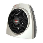 Vornado VH200 Personal Space Heater w/ Vortex Circulation Technology, Champagne
