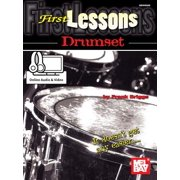 First Lessons Drumset