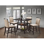 Square Dinette Sets - Square wooden kitchen table and chairs
