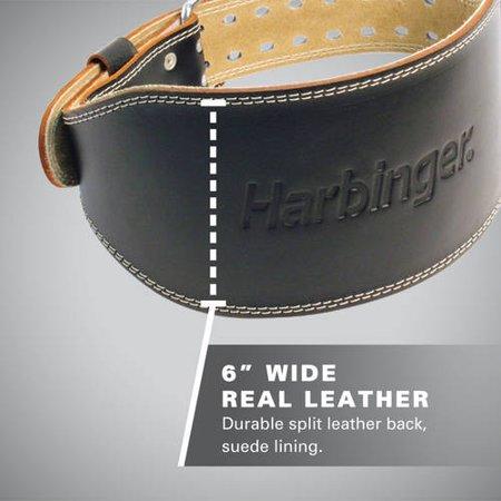 Resultado de imagen para harbinger 6 padded leather belt