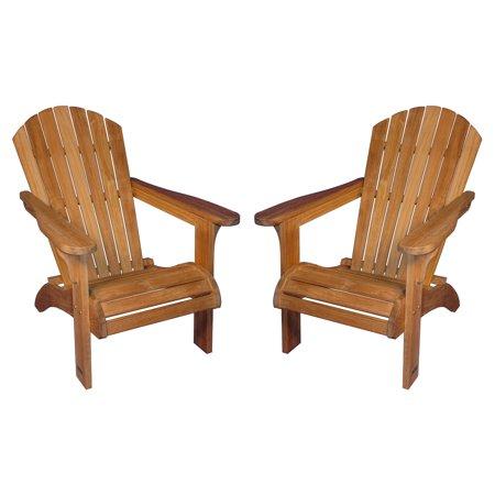Regal Teak Adirondack Chairs