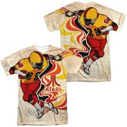 Atari - Football (Front/Back Print) - Short Sleeve Shirt - XX-Large