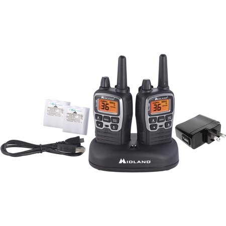 Midland T71VP3 38-Mile Walkie Talkies