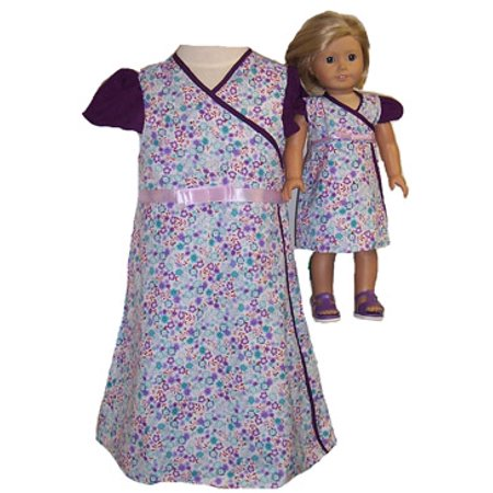 Girls Cos (Matching Girl and Dolls Size 8)