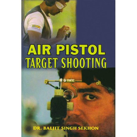 Air Pistol Target Shooting - eBook thumbnail