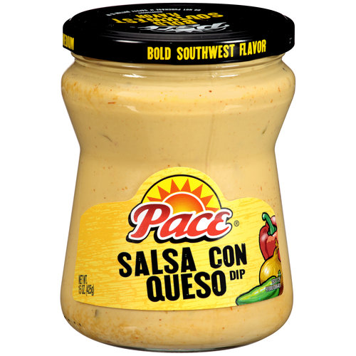 Pace salsa con queso dip, 15 oz (2 Pack)