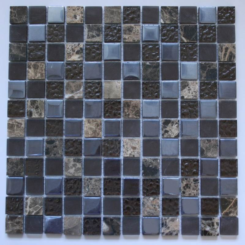 11.75 in. Bathroom Mix Wall Tile