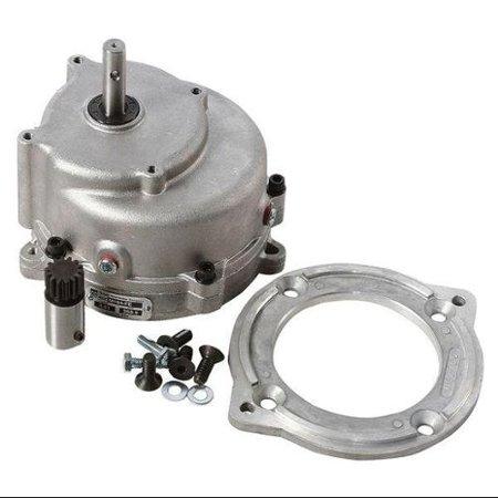 TOLEDO GEARMOTOR M164-56C-XS Speed Reducer, Direct Drive, 56C, 11.08:1