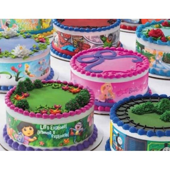 Team Umizoomi Umicity Party 1 4 Sheet Edible Photo Birthday Cake Topper Frosting Personalized