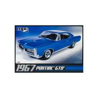 Round 2 MPC 1967 Pontiac GTO Plastic Model Kit