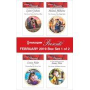 Harlequin Presents - February 2019 - Box Set 1 of 2 - eBook