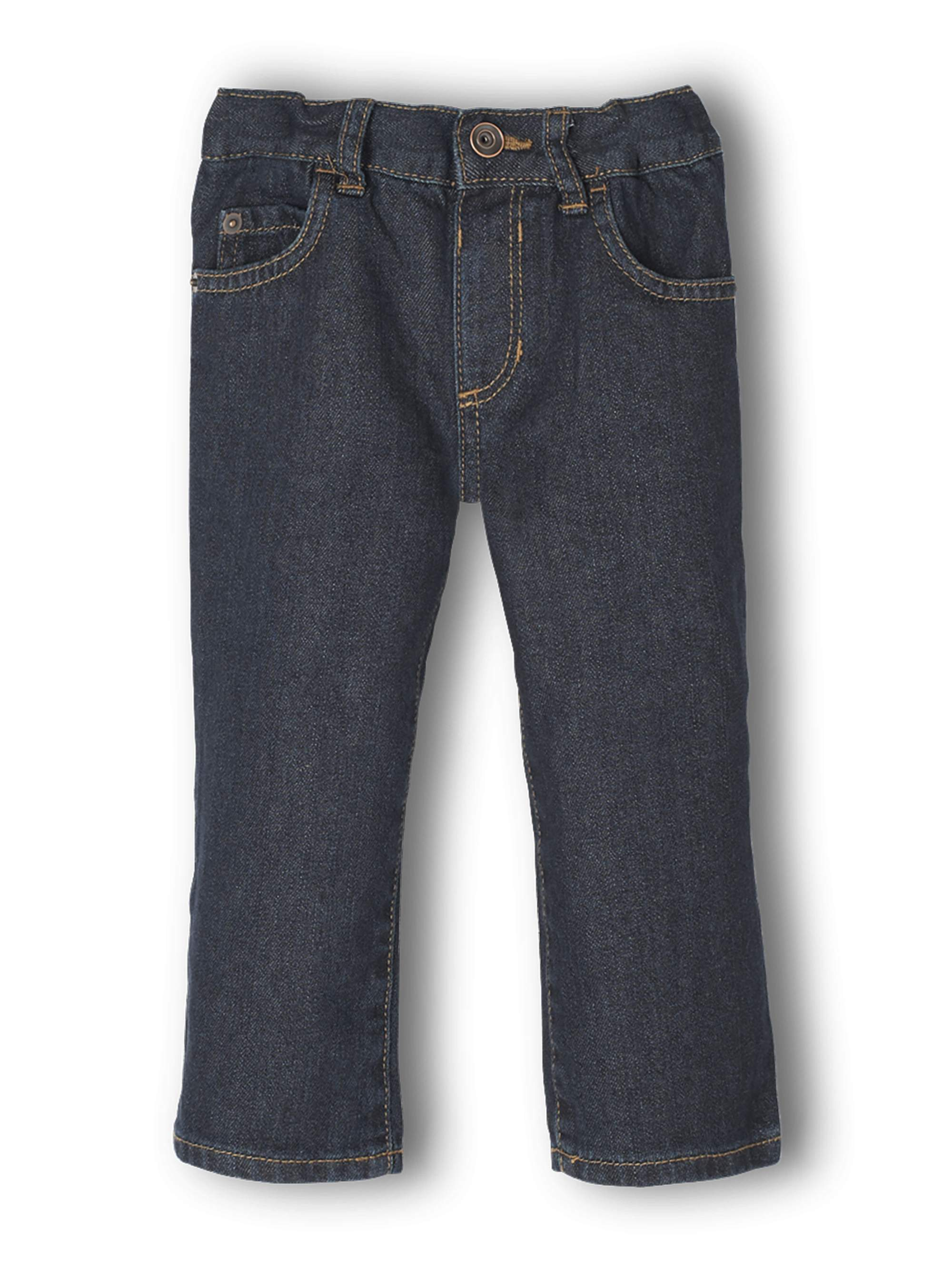 Vintage Straight Jeans (Toddler Boys)