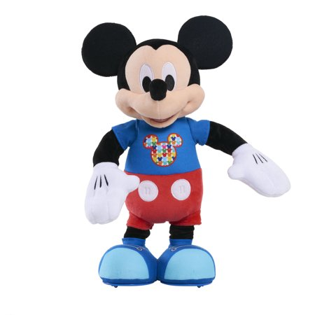 Mickey Mouse Hot Dog Dance Break Mickey Plush