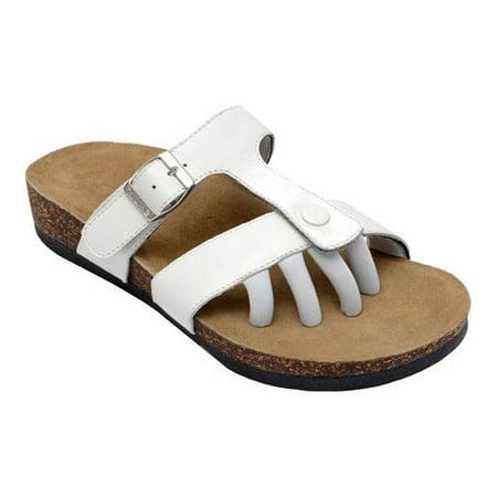 b8bbbaf2c426 Wellrox - Wellrox Women s Santa Fe Sedona Wellness Casual Sandals -  Walmart.com