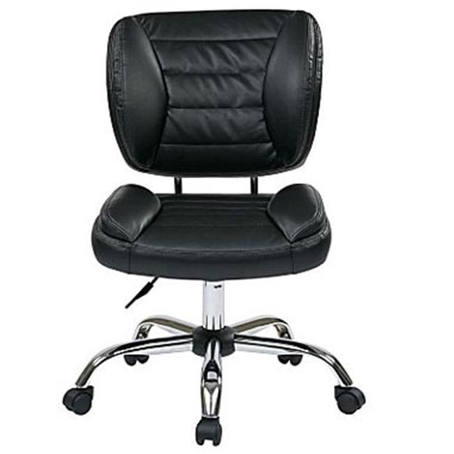 Avenue 6 Office Star Armless Task Chair