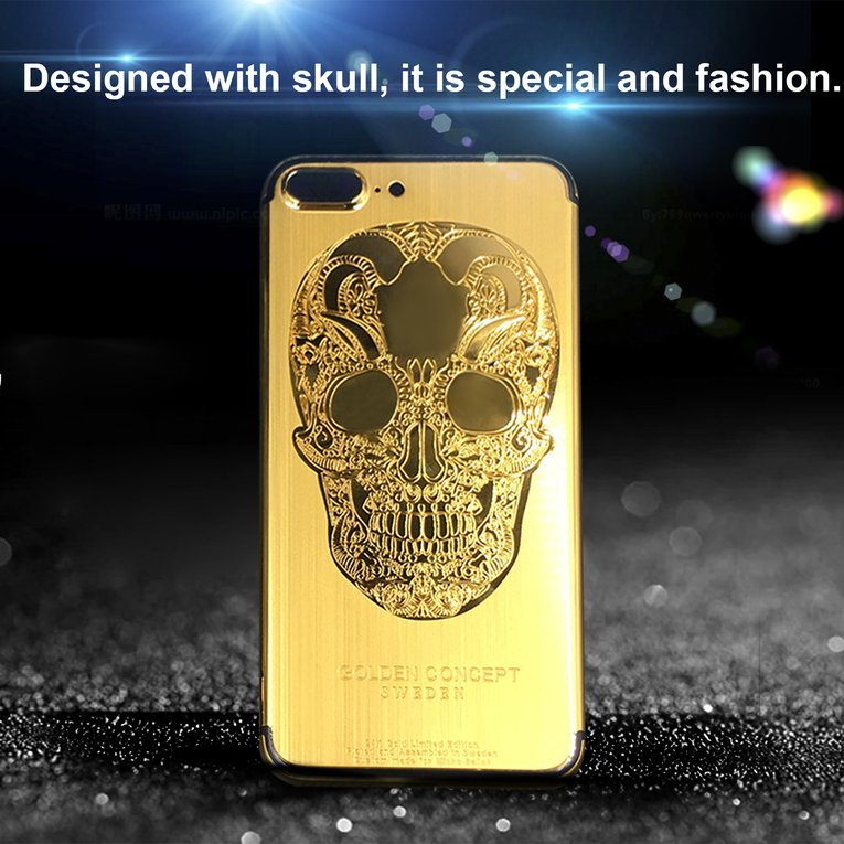 24K Gold Plated Limited Edition Frame Back Housing Case F...