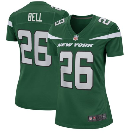 new style 14dd1 cad2c Le'Veon Bell New York Jets Nike Women's Game Jersey - Gotham Green