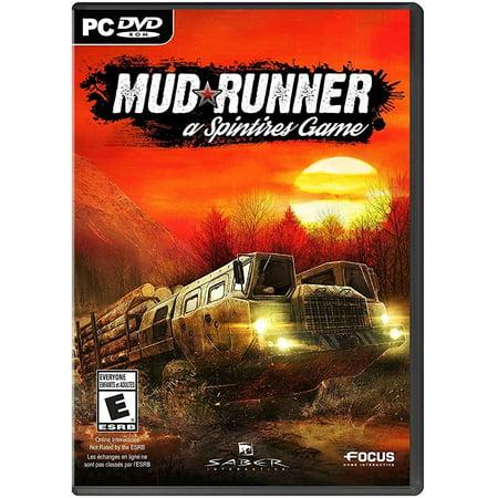 Spintires: MudRunner, Maximum Games, PC Software, 854952003967