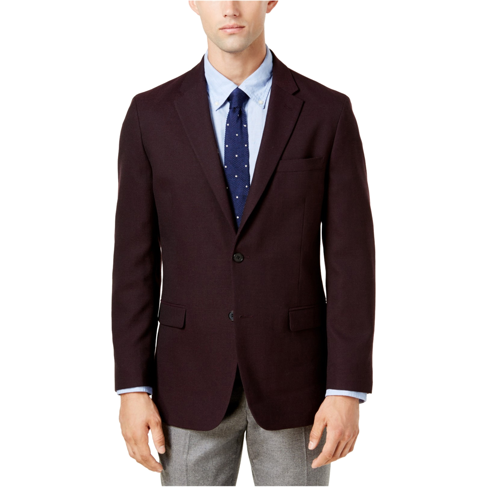 Tommy Hilfiger Mens Stretch Padded Shirt Sports Jacket