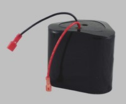 Replacement for SHERWOOD MEDICAL KANGAROO FEEDING PUMP 22 NIMH BATTERY by