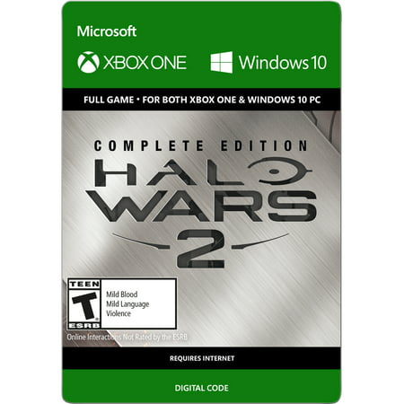 Xbox One Halo Wars 2: Complete Edition (email