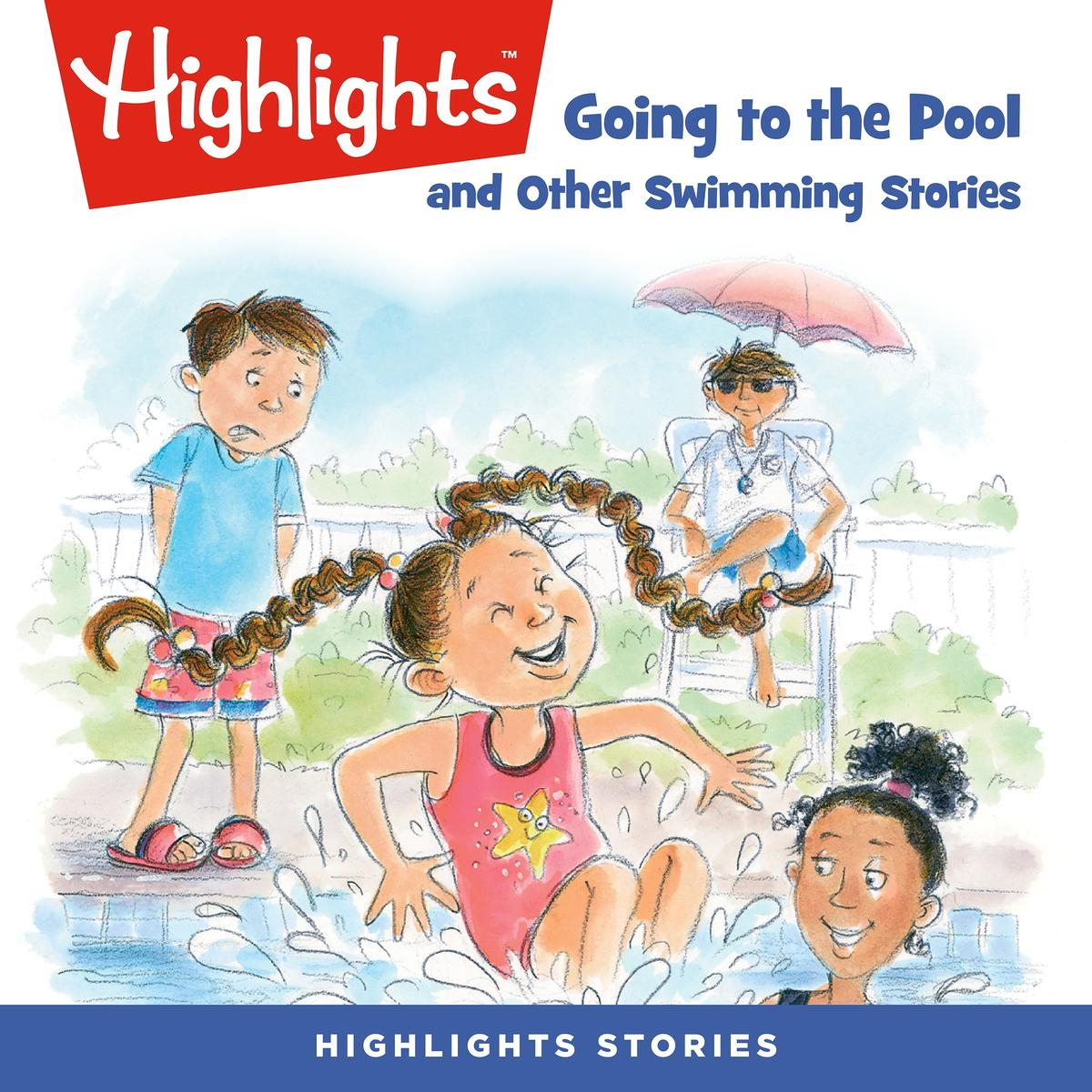 Going to the Pool and Other Swimming Stories - Audiobook