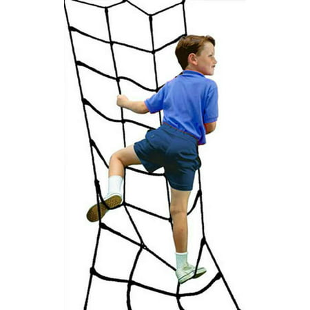 Playkids Swing Set climbing net, Swing Set Hardware Porch easily add to any  Play Set Jungle in backyard Playground ()