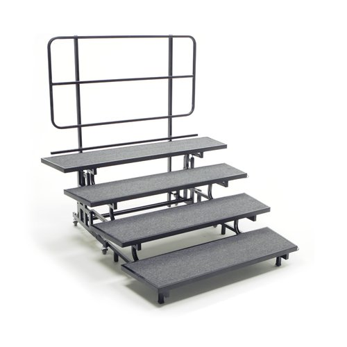 AmTab Manufacturing Corporation 4 Level Mobile EZ Riser
