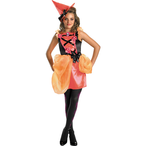 Runway Witch Teen Halloween Costume