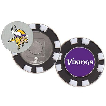 - Minnesota Vikings WinCraft Golf Poker Chip - No Size