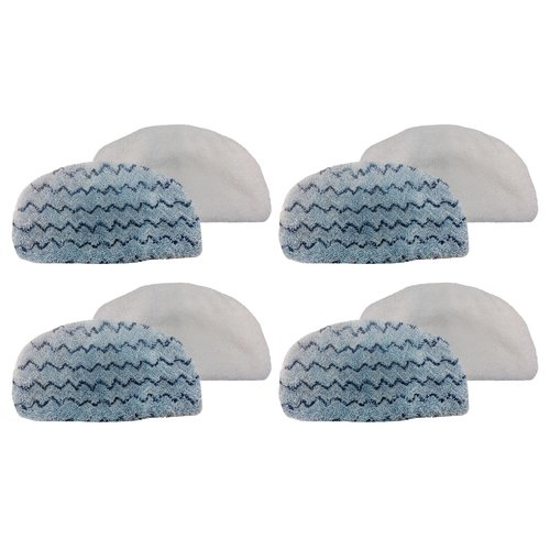 Crucial Bissell PowerFresh Steam Mop Pad (Set of 8)