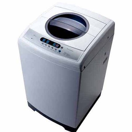 RCA 2.5 cu ft Portable Washer, White - Walmart.com
