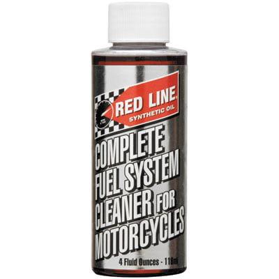 Red Line Complete Fuel System Cleaner 4 oz.