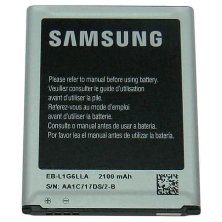 Original Samsung Battery EB-L1G6LLA /EB-L1G6LLU / EB-L1G6LLZ 2100mAh For Galaxy S3 SIII i747 i535 L710 T999 R530 in Non Retail Pack