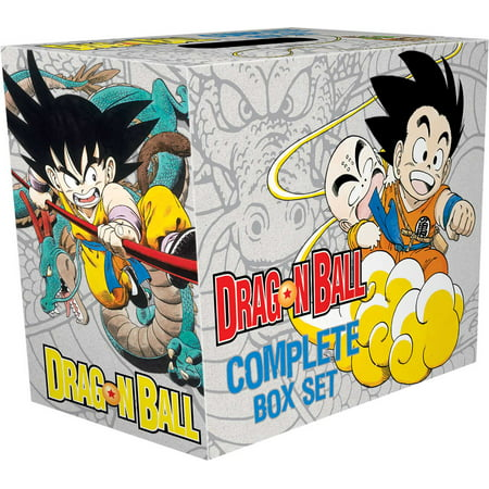 Dragon Ball Complete Box Set : Vols. 1-16 with premium Dragon Token Set