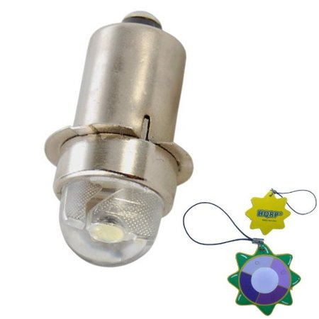 HQRP 45 Lumens 0.5w LED Bulb for LWSA201 LWSA301 LWSA401 LWSA501 LWSA601 White Star Krypton Lamp ...