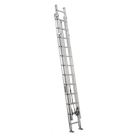 Louisville Extension Ladder Aluminum 24 Ft Iaa Ae1224hd